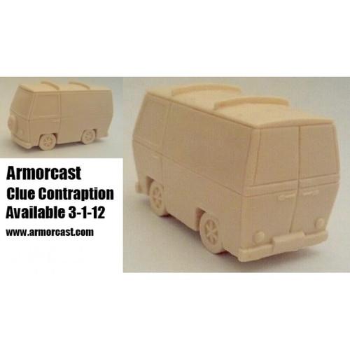 ACAU001 Clue Contraption Hippie Van