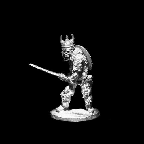 LL21607 Undead Skeletal Warrior