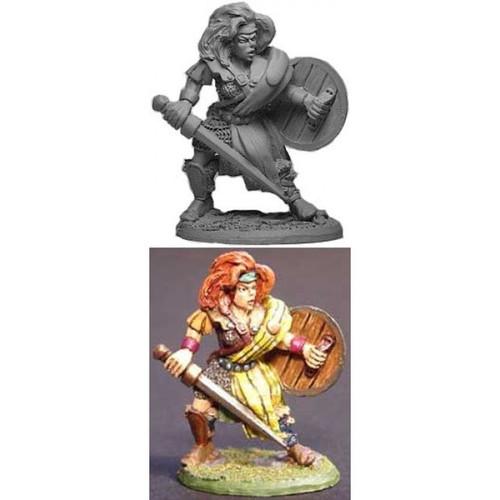 LL03025 Viking Sword Maiden