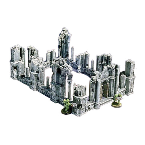 ACC001 Ruined Cathedral Set