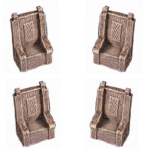 ACID061 Abbey Chair (4 pcs)