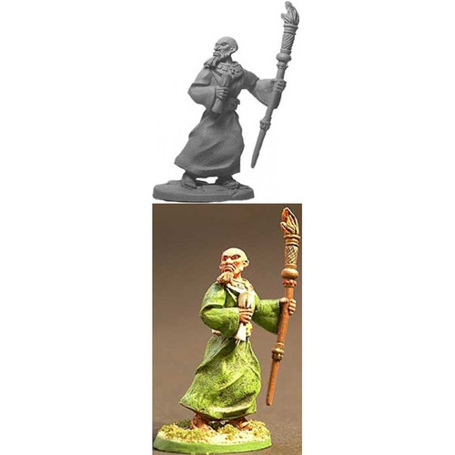 he scribe is sculpted by Jim Johnson in 28mm heroic scale and the model is supplied unpainted.