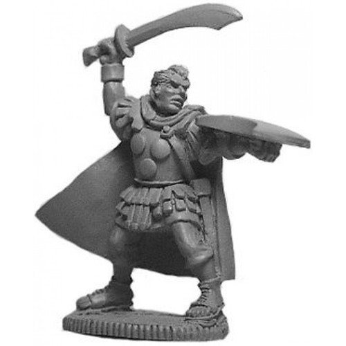 The Roman Officer is sculpted by Jim Johnson in 28mm heroic scale and the model is supplied unpainted.