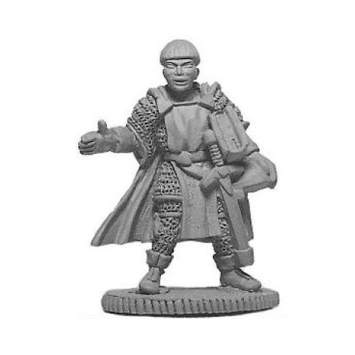 LL03068A Lord or Paladin with Chainmail and sword