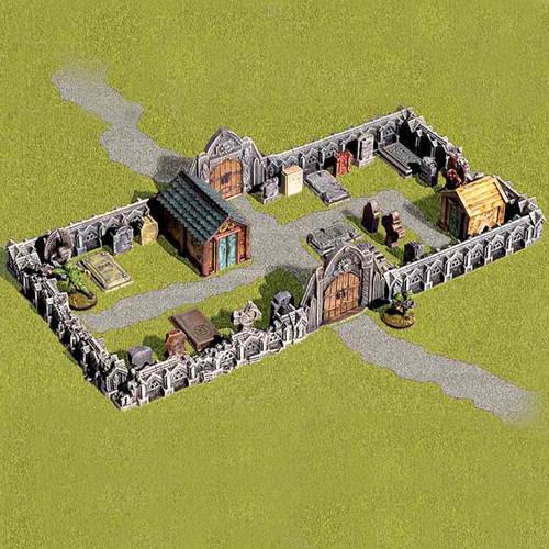 ACGV001 Graveyard Set