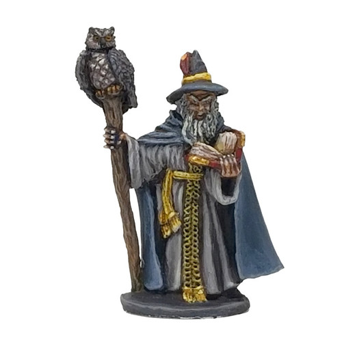 LL00157 Big Wizard 28mm Heroic Scale - Supplied unpainted
