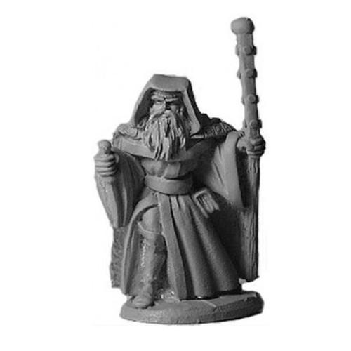 LL03008 Wizard w/ Staff and Dagger