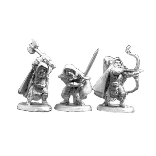 LL04001 Barbarian Scouts (3)