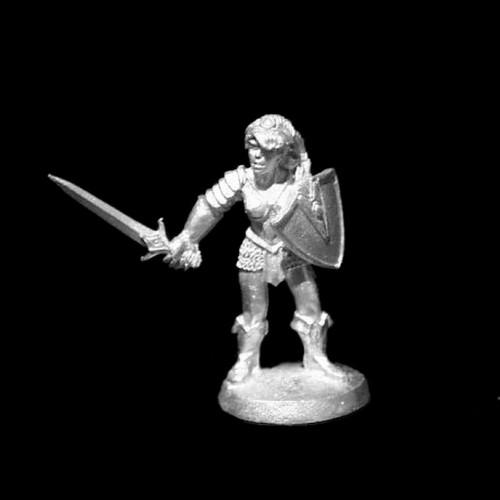 LL20504 Shield Maiden