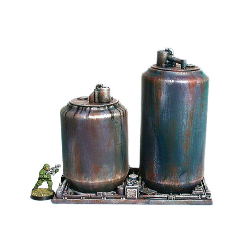 ACSC001 Soda Can Storage Tanks #1