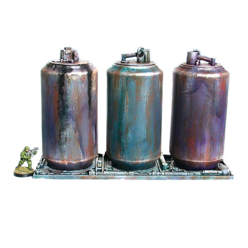 ACSC002 Soda Can Storage Tanks #2