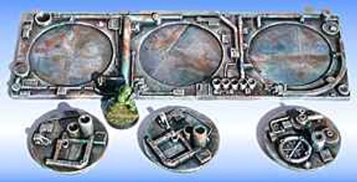 ACSC005 24 oz Can Storage Tanks #2 (4 parts) Less Cans