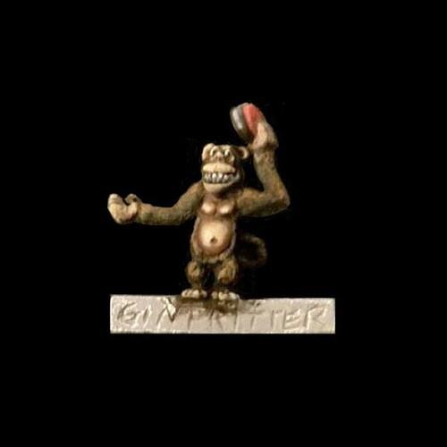 MOD001 Monkey Business
