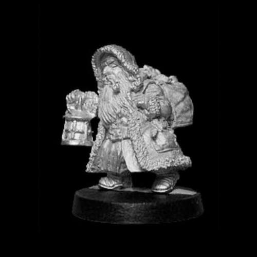 OADW020 Santa Dwarf