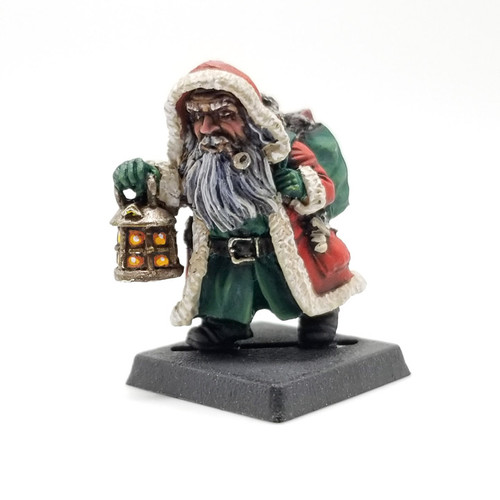 OADW020 Santa Dwarf - Supplied unpainted