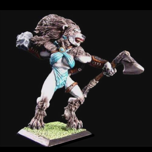 LL06012 Gnoll Half Giantess