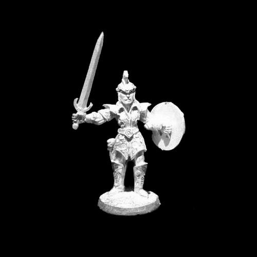 LL21802 Dark Elf Male Fighter
