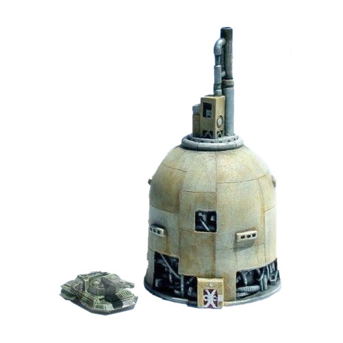 AC2004 1/285 Dome Powerplant