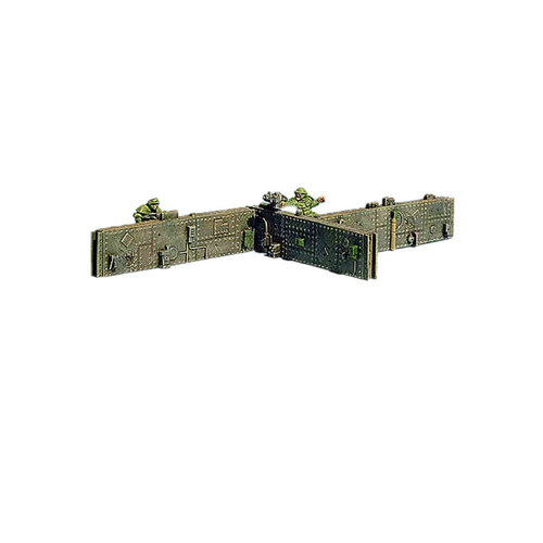 "ACW010 4"" Long High Tech Walls (3 pcs)"