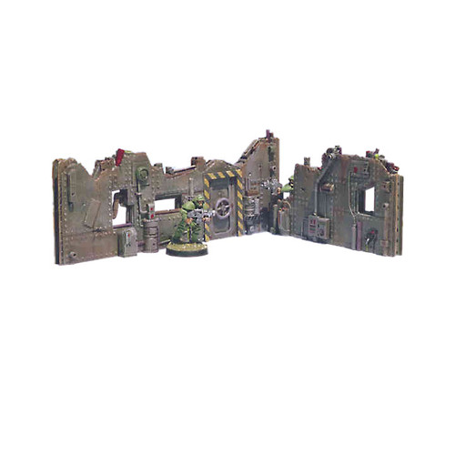 ACW006 High Tech Walls #1 (2pcs)