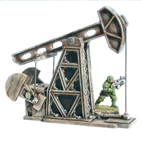 ACTM008 Oil Well (2 pcs)