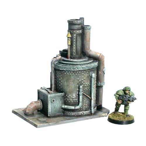 ACTM014 Steam Boiler