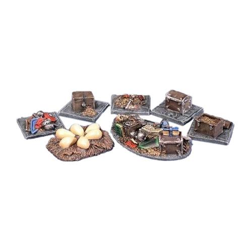 ACID007 Treasure Horde (7pcs)