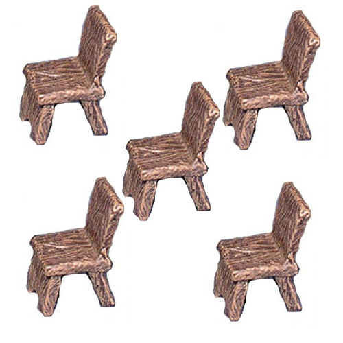ACID014 4Wooden Chair (5 pcs)