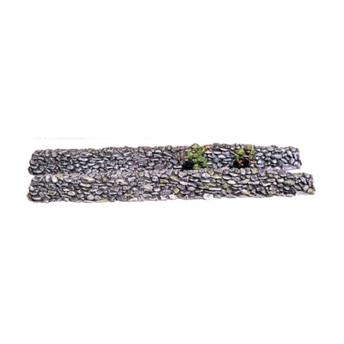"ACW026 9"" long walls/small rock"