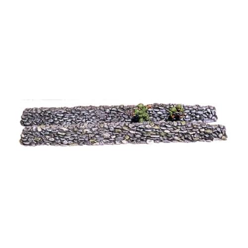 "ACW026 9"" long walls/small rock"