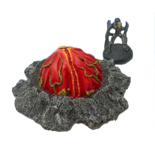 ACA014 Erupting Alien Birthing Pod