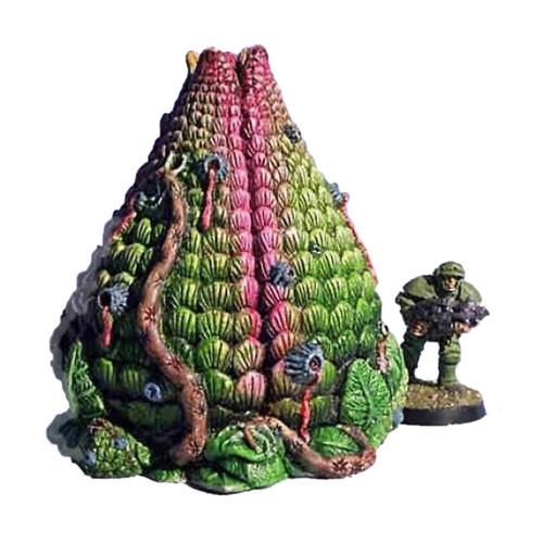 ACA004 Alien Large Pod Plant