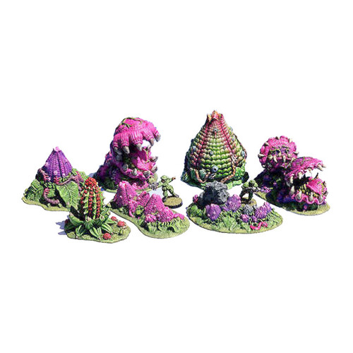 ACA000 Alien Plant Set Box