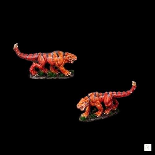 LL08006 Tiger Dragon