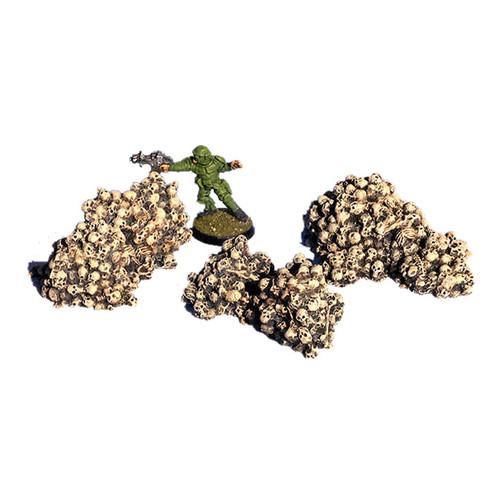 ACB006 Small Skull Piles