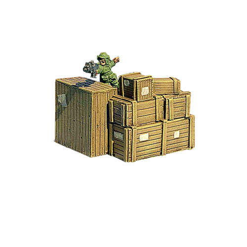 ACCB013 Medium Crate Stack #1 (1 pc)