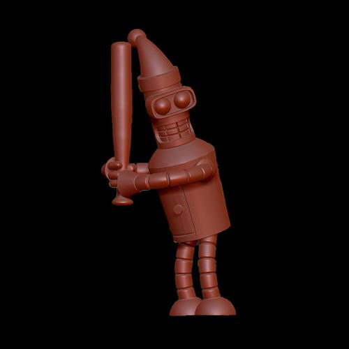 Xmas Folder Bot 3000