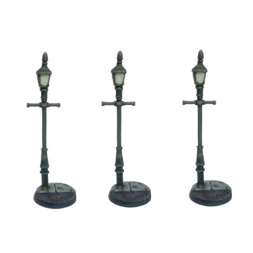 ACCS024 Victorian Street Lights (3 pcs)