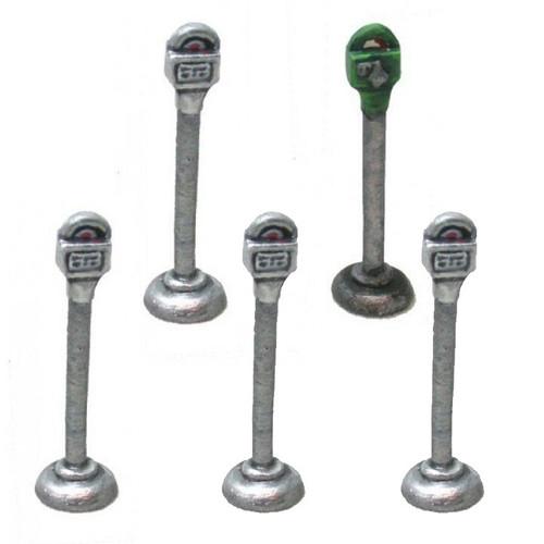 ACCS005 Parking Meters (5 Pieces)