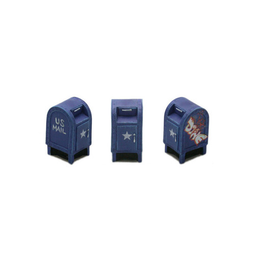 ACCS018 Mail Boxes (3 pieces)