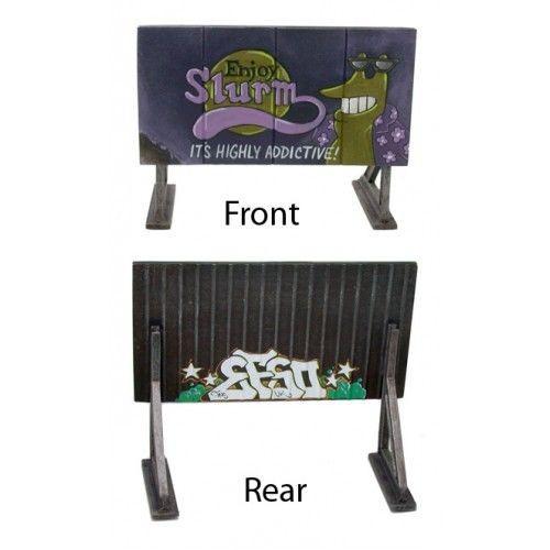 ACCS010 Small Rooftop Billboard (3pcs)