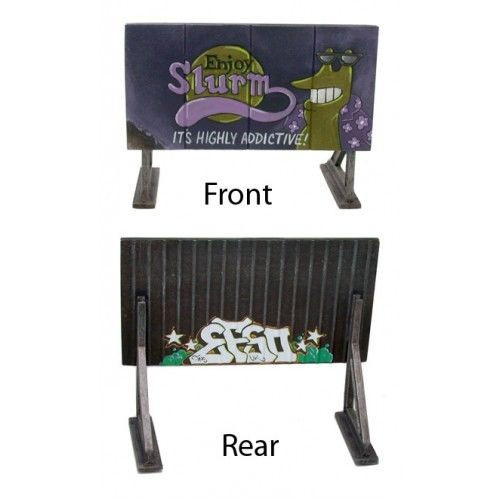 ACCS010 Small Rooftop Billboard (3pcs)