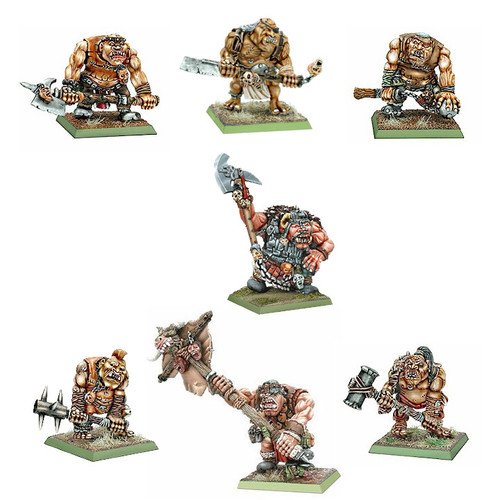 DR321 Ogre Marauders Unit