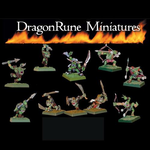 Goblin Foot Warriors