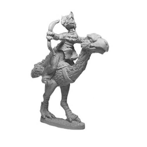 LL03033 Dragonkin Demi-Bird Rider w/ Bow