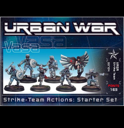 33710 Urban War VASA Strike Team