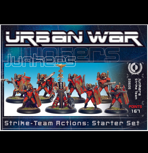 33610 Urban War Junkers Strike Team