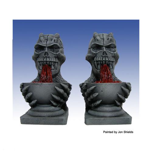 10010 Skull Fountains