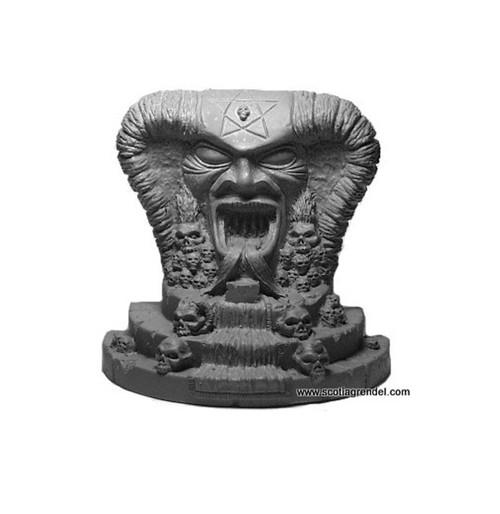 10011 Devil's Head Throne