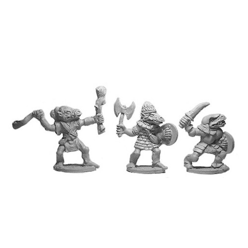 LL03011 Cave Goblin Fighters  -  Norkers